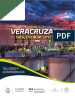 Congreso Veracruzano de Gas, Energía y Petróleo 2017 WTC
