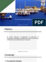 Planeacion y Administracion