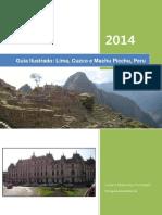 Guia Ilustrado Lima Cuzco e Machu Picchu Peru