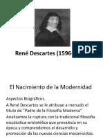 El Racionalismo de Descartes , Presentacion