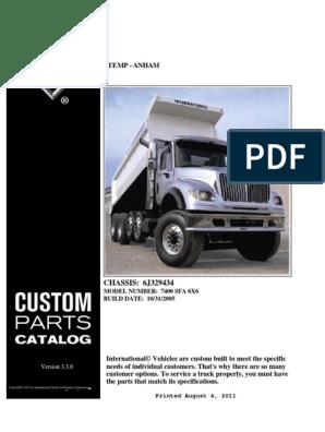 159988346-international-7400-parts-manual-2006.pdf   axle   truck  scribd
