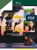 Comunidades Latinas en Peligro