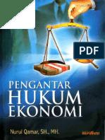 Buku Pengantar Hukum Ekonomi 2009