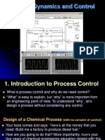 1. Introduction to Process Control
