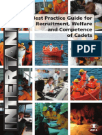 IO Cadet Survey and Best Practice Guide 2014
