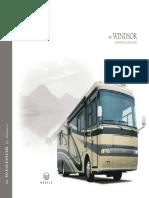 2004 monaco windsor brochure