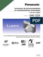 Manual Panasonic TZ70