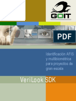 VeriLook_SDK_Catalogo_2014-04-15