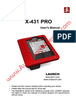 X-431 Pro User Manual.en.Es