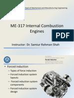ME-317 Internal Combustion Engines_Turbocharging