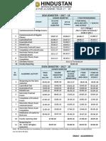 Academic Schedule 2017 18
