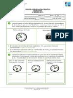 Guia de Aprendizaje Matematica Mediciones 1