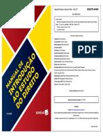 Manual de Introdução Ao Estudo Do Direito, 14ª Edição (2017) - Rizzatto Nunes
