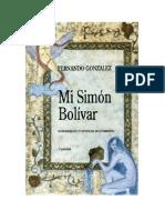 257. Mi Simón Bolivar - Fernando González 1930