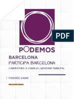 Participa Barcelona Politico