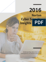 2016 Norton Cyber Security Insights Report