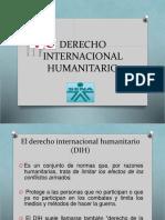 Derecho Internacional Humanitariodsgsdbsb