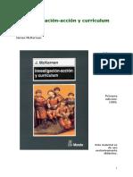 Mckernan Investigacion-Accion y Curriculum-Analisis Del Libro