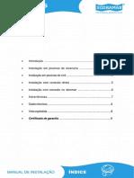 Manual Drenos de Fundo