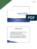 Suport Curs Audit Intern ID Management 2016 1.Pd