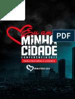 Conferencia Amo Minha Cidade - Porto Seguro