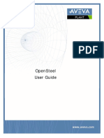 Open Steel User Guide