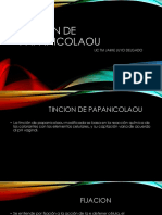 Coloracion Papanicolau