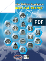Wheel Hub Catalogue (2016)
