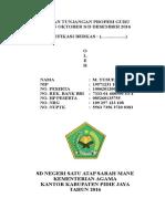 BAHAN SERTIFIKASI BAPAK M. YUSUF, A.Ma SDN SATU ATAP SARAH MANE.doc