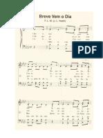 Harpa Crista 371 Breve Vem Dia
