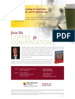 coffee  conversation - lead from the heart