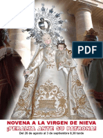 Novena a La Virgen de Nieva - j Leoz Sin Esquemas
