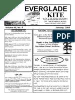 January 2005 Kite Newsletter Audubon Society of the Everglades