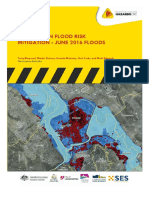 Launceston Flood Risk Mitigation Assessment Project