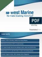 Sec B_Group 8_West Marine