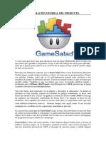 Proyecto GameSalad