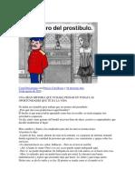 Historia Del Portero Del Prostibulo
