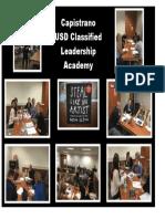 capistrano usd classified leadership academy