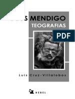 Deus Mendigo - Teografias - Luis Cruz-Villalobos