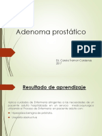 Adenoma Prostatico 2017