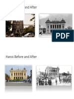 Hanoi Before and After