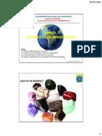 Cap. II. Elementos de Mineralogía_UNC