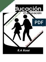 A Educacion o Educacion