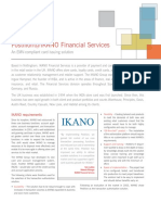 Case Study_Postilion@IKANO Financial Services [UK]