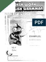English Telugu Grammer