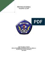 Program Kerja Ipa Club