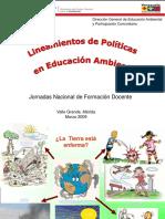 Educaci n Ambiental