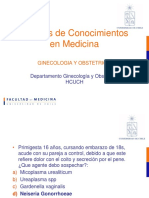 Ginecología y Obstetricia I EUNACOM