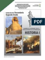 Cuadernillo de Historia de Segundo)