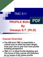 TMC511 Topic 1